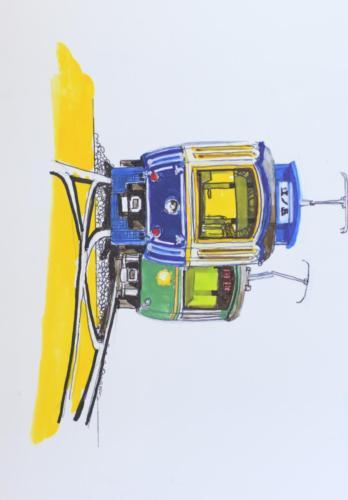 江ノ電  レトロな10型と20型