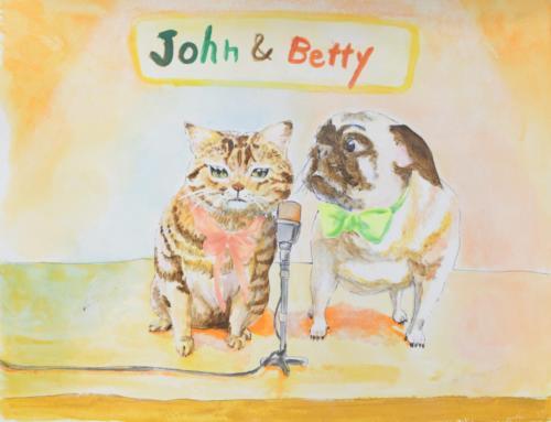 John&Bettyコンビ