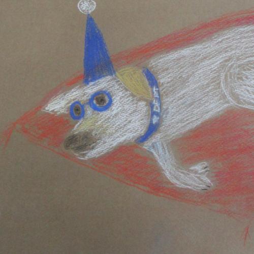 セラピー犬のコクア君02