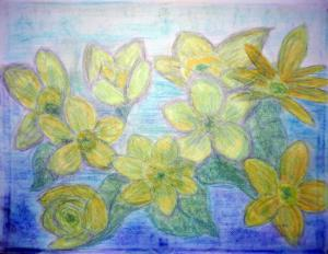 それぞれの花