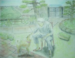 道 -鎌倉の老人ー