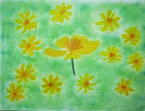 立金花のシエスタ