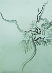 龍の絵 練習2