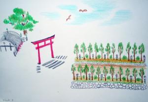 鎌倉の道にあるもの